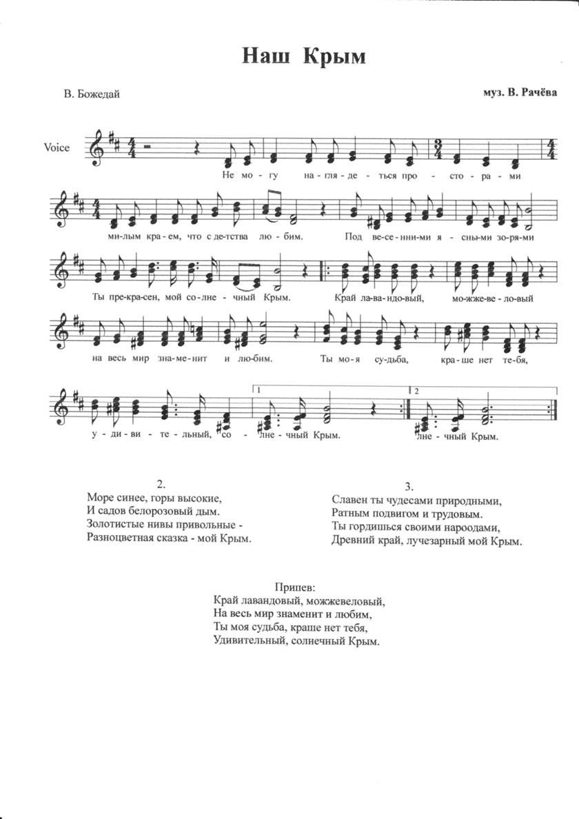 Правильные аккорды