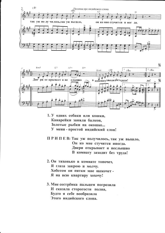 Кто исполнитель песни кота леопольда